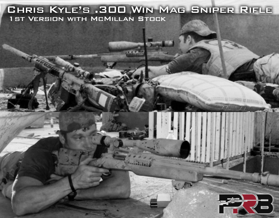 Chris Kyle Sniper Rifle