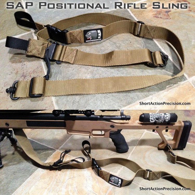 Short Action Precision Sling