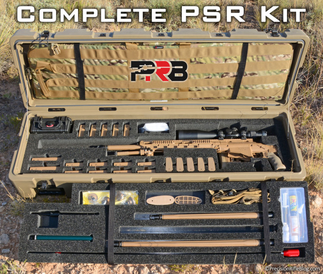 Remington PSR Kit