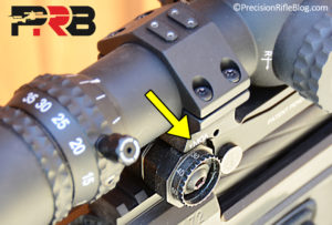 ERA-TAC Adjustable Cant Scope Mount