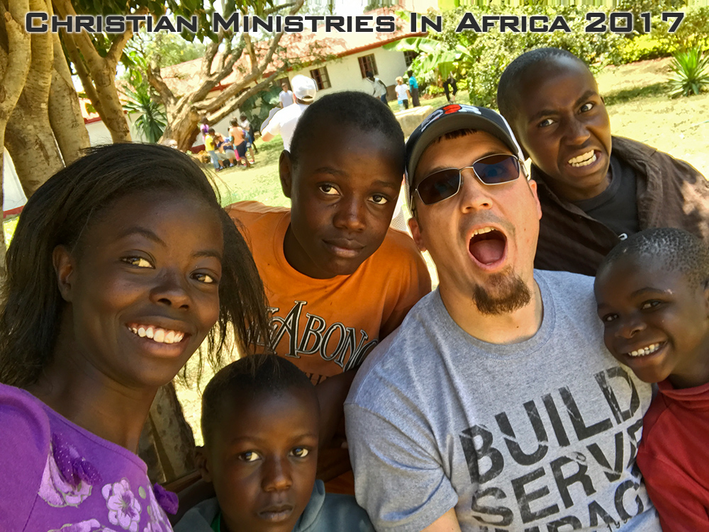 Christian Ministries in Africa 2017