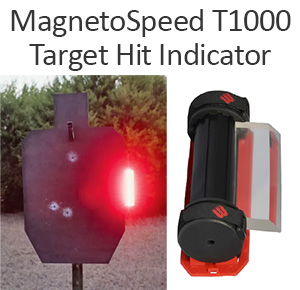 Magneto Speed Target Hit Indicator T1000