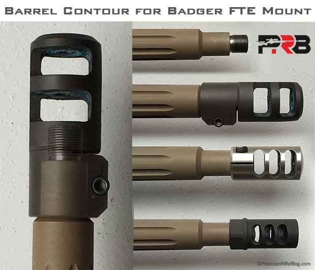 Muzzle Brakes: Recoil Results for 6mm & 6 5mm