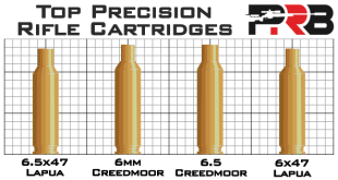Best Precision Rifle Cartridge