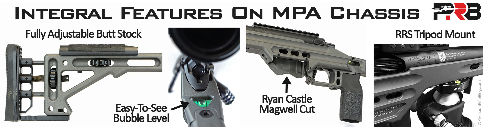 Precision Rifle Chassis & Stocks: What The Pros Use
