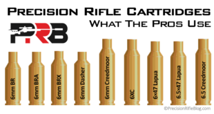 6 5 Creedmoor Barrel Length & Muzzle Velocity