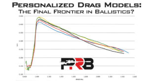 Personalized Drag Models Bullet BC Long Range