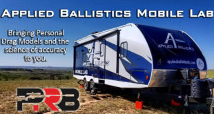 Applied Ballistics Mobile Lab