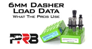 6 Dasher Load Data