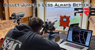 Bullet Jump Load Development