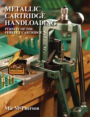 Metallic Cartridge Reloading Book