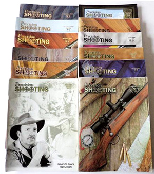 Precision Shooting Magazine
