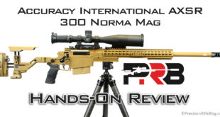 Accuracy International AI AXSR Review